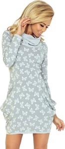 Sukienka NUMOCO z golfem mini
