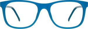 Niebieskie okulary damskie Belutti