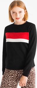 Czarny sweter CLOCKHOUSE
