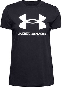 T-shirt Under Armour z okrągłym dekoltem