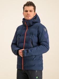 Granatowa kurtka ROSSIGNOL w stylu casual