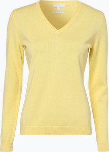 Żółty sweter brookshire