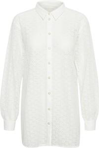 Bluzka Karen by Simonsen z dekoltem w kształcie litery v