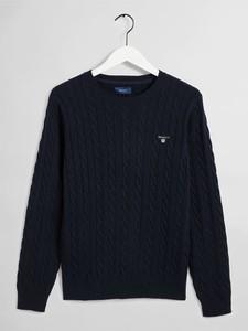 Sweter Gant z bawełny w stylu casual
