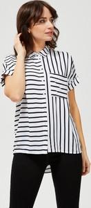 Koszula Moodo z krótkim rękawem
