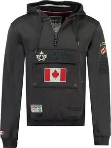 Bluza Canadian Peak w młodzieżowym stylu