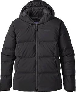 Czarna kurtka Patagonia w stylu casual