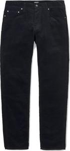 Spodnie Carhartt WIP w stylu casual z tkaniny