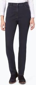 Czarne spodnie raphaela by brax