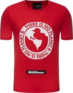 T-shirt John Richmond z krótkim rękawem