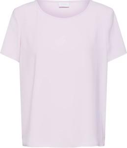 Fioletowa bluzka Vila w stylu casual