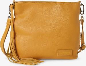 Żółta torebka Suri Frey duża w stylu casual