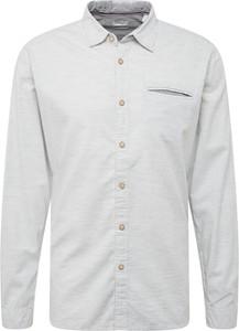 Koszula Esprit z długim rękawem z bawełny
