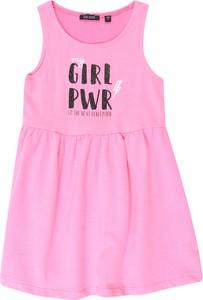 Odzież niemowlęca Blue Seven dla dziewczynek z bawełny