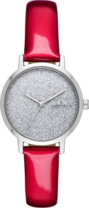 Zegarek DKNY - The Modernist NY2776 Red/Silver