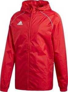Czerwona kurtka Adidas