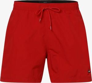 Czerwone kąpielówki Tommy Hilfiger