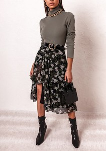 Czarna spódnica Latika