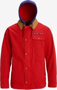 Czerwona kurtka Burton