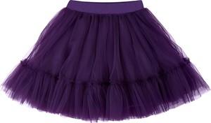 Fioletowa spódniczka dziewczęca Ewa Collection