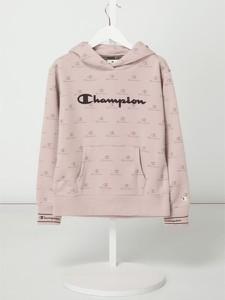 Różowa bluza dziecięca Champion