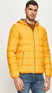 Pomarańczowa kurtka Wrangler w stylu casual