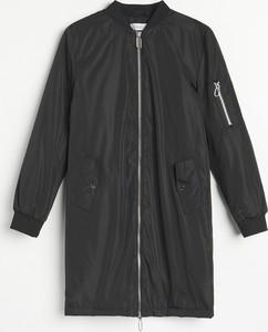 Płaszcz Reserved z kaszmiru w stylu casual