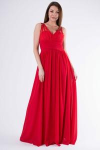 Sukienka Moda Dla Ciebie bez rękawów