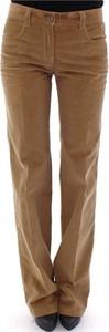 Brązowe jeansy Dolce & Gabbana w stylu casual