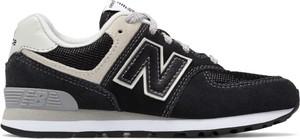 Buty New Balance z zamszu sznurowane