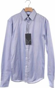 Niebieska koszula Selected Homme z długim rękawem