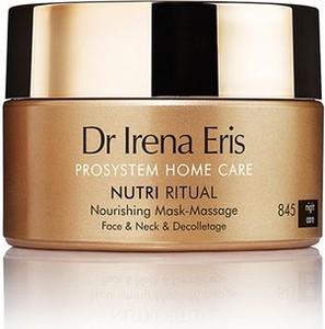 Dr Irena Eris PROSYSTEM HOME CARE NUTRI RITUAL 845 Odżywcza Maska-Masaż Do Twarzy, Szyi I Dekoltu 50 ml