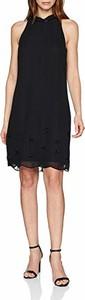 Czarna sukienka amazon.de w stylu casual