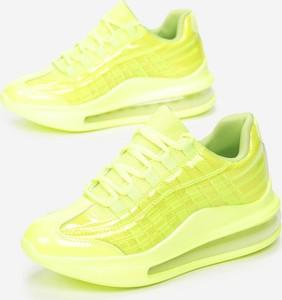 Sneakersy born2be sznurowane