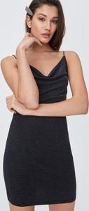 Sukienka Sinsay mini dopasowana