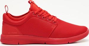 Cropp - Niskie sneakersy - Czerwony