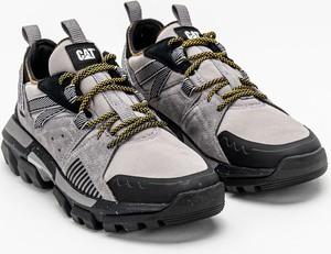 Buty sportowe Caterpillar w sportowym stylu sznurowane ze skóry