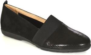 Caprice 24650-20 black comb półbuty damskie