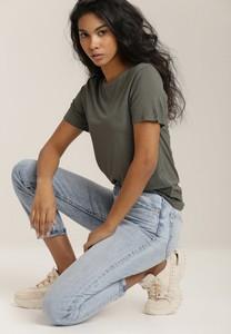 T-shirt Renee z krótkim rękawem w stylu casual