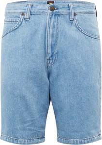 Spodenki Lee z jeansu