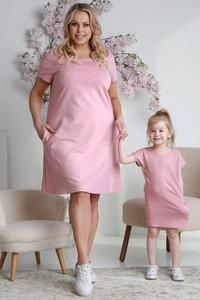 Sukienka KARKO mini trapezowa