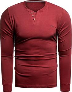 Czerwona bluza Risardi