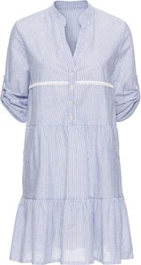 Bonprix rainbow sukienka koszulowa