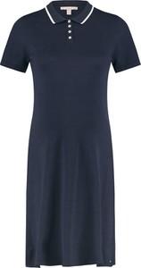 Esprit Sukienka ciążowa w kolorze granatowym