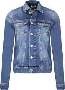 Kurtka Tommy Jeans krótka w stylu casual