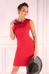 Sukienka MERRIBEL z okrągłym dekoltem