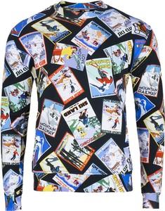 Bluza Love Moschino w młodzieżowym stylu