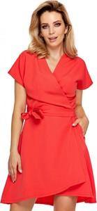 Różowa sukienka Ooh la la mini