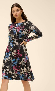 Sukienka ORSAY z dżerseju w stylu casual z długim rękawem