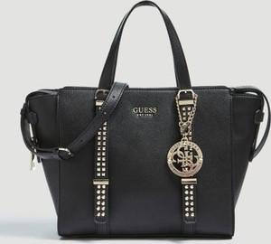 a574ad8b9f30b czarna torebka z ćwiekami - stylowo i modnie z Allani